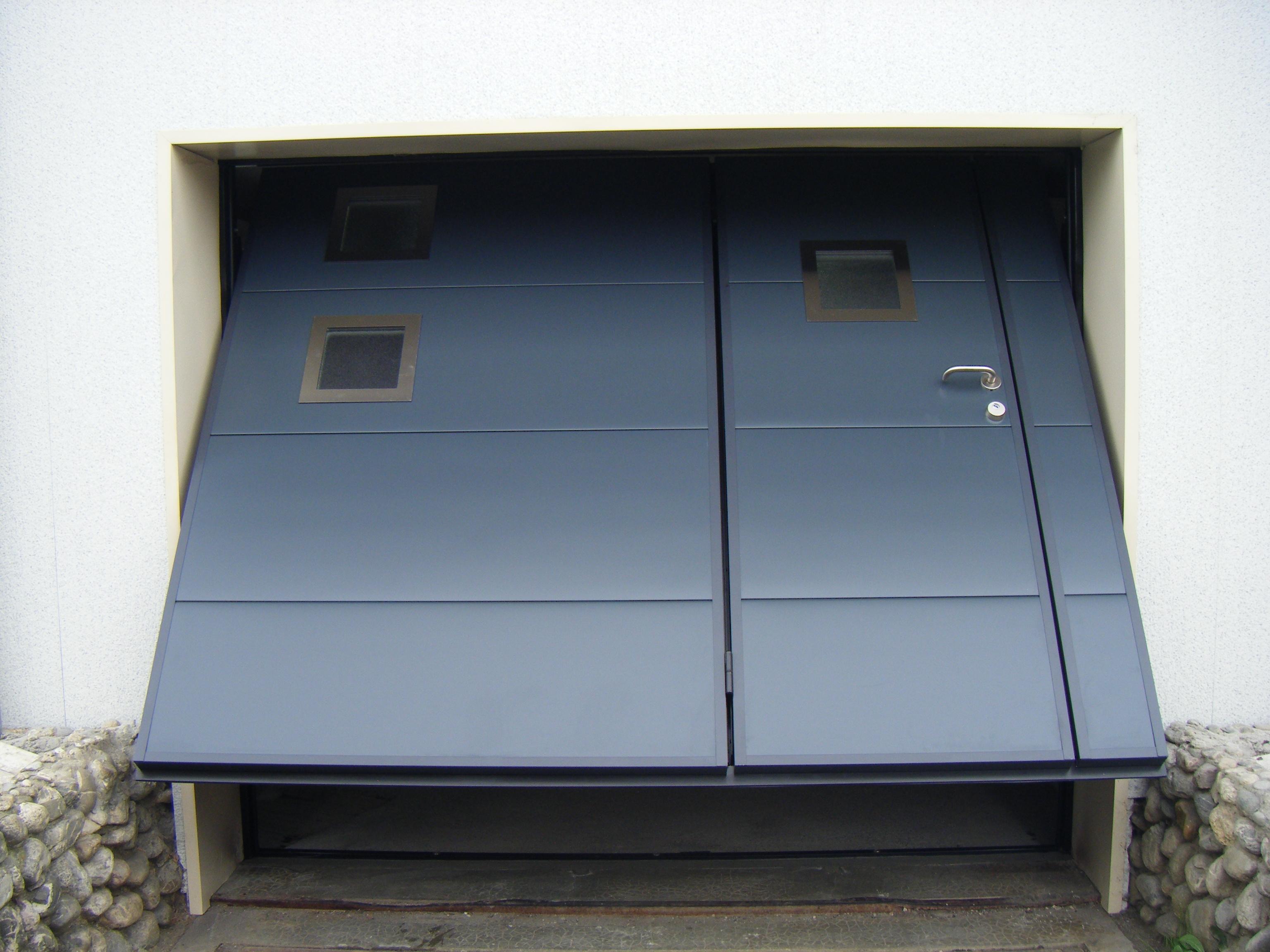 portes de garage basculantes vantaux sectionnelles ou enroulables. Black Bedroom Furniture Sets. Home Design Ideas